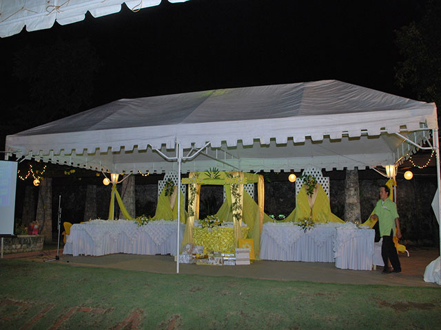 Code D & Cebu Tent Manufacturer and Rental for 33 Years Now